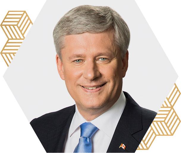 The Right Honourable Stephen Harper