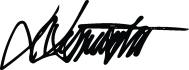 Nic Lesmeister Signature