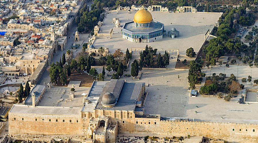 Jew Detector: July 24: The Unholy Zeal For Al-Aqsa