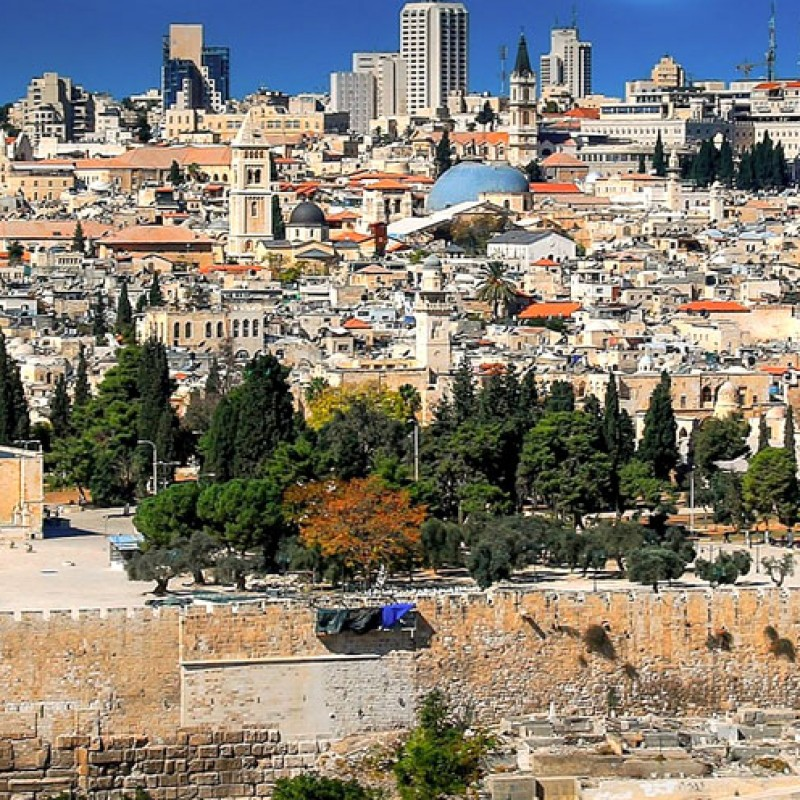 Prayer strategy guide on how to pray for Israel