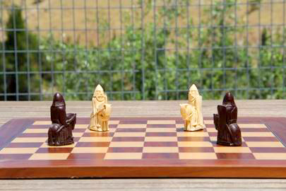 Israel Chess Set