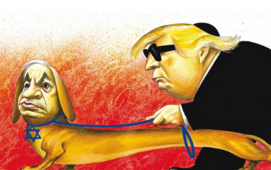 Anti Semitic Cartoon from the New York Times